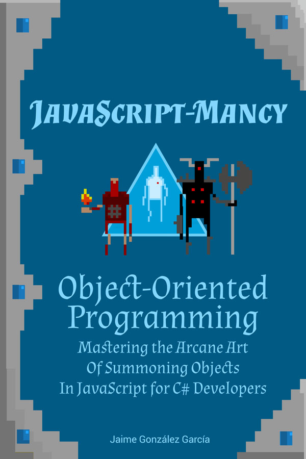 Javascript mancy mastering the arcane art of writing awesome cover of javascript mancy oop fandeluxe Document
